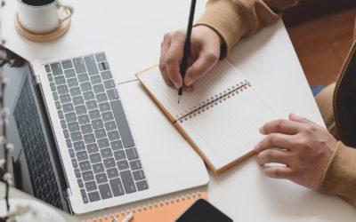 5 Etapas para escrever artigos (quase) impossíveis de serem ignorados.